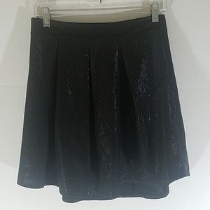 Charlotte Russe after party night Black skirt